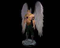 Hawkman 3D models