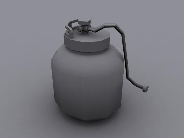 Tank - Propane - iPhone