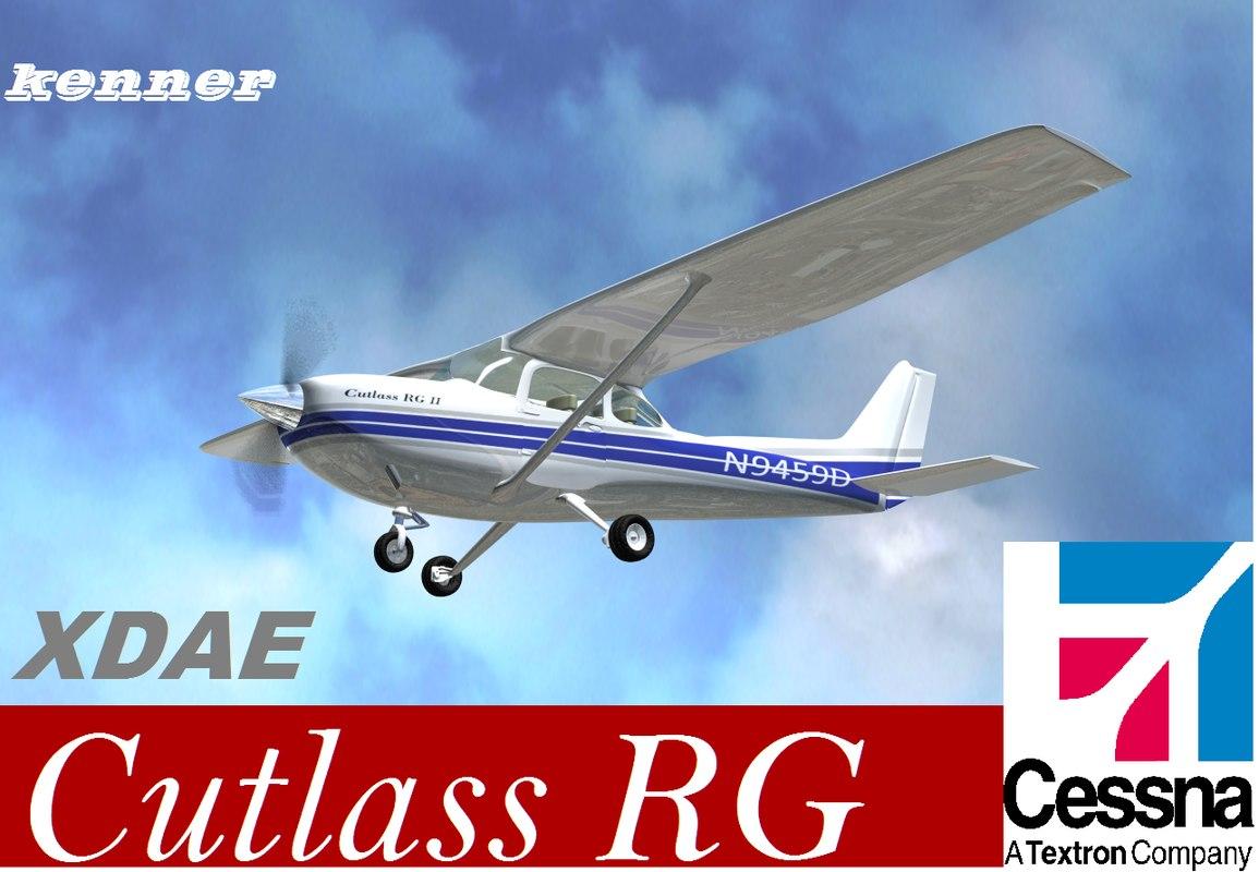 Cessna 172 Cutlass