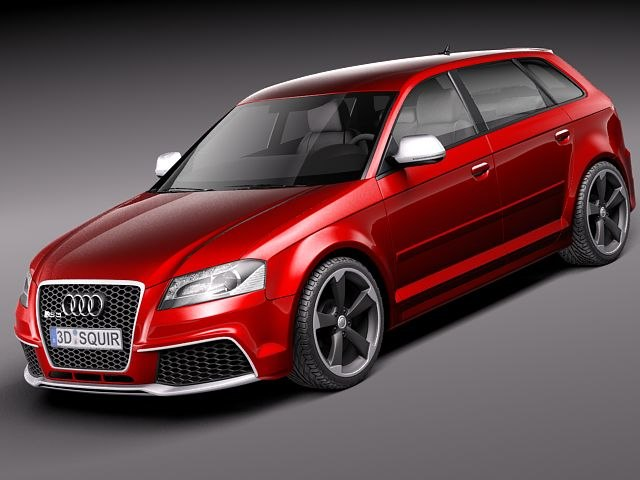 2012 audi rs3 sportback specifications