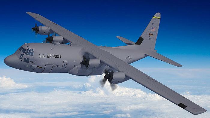 Lockheed Hercules C130