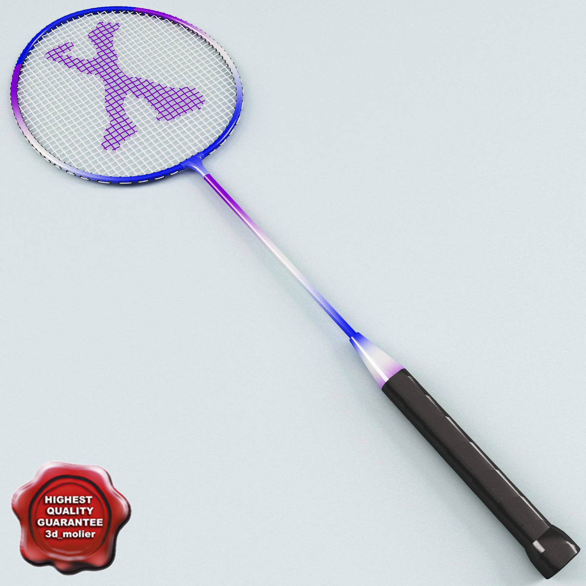 Badminton Racket V2