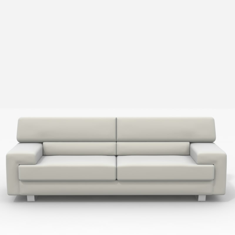 Sofa  - Contemporary