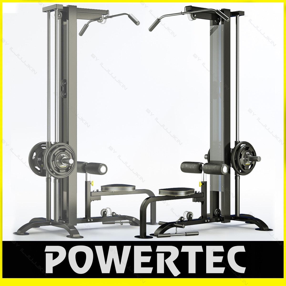 powertec machine