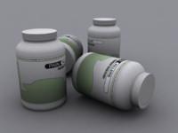 Pain Killer 3D models