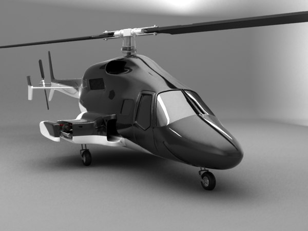 helicopter 3D Models