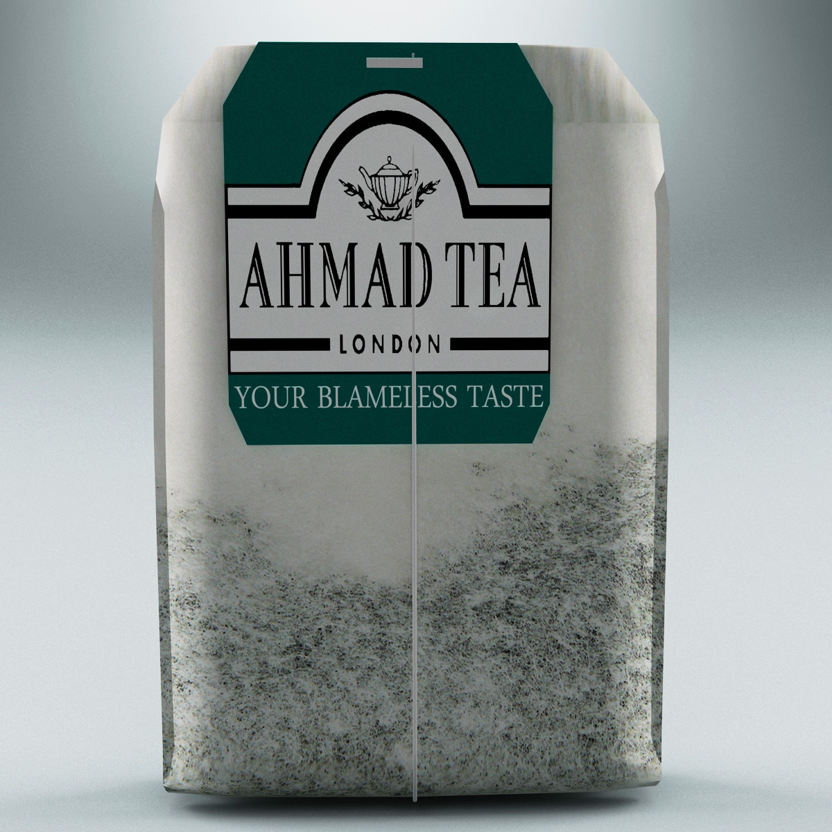 Tea Bag Ahmad