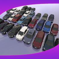 ML class 3D models