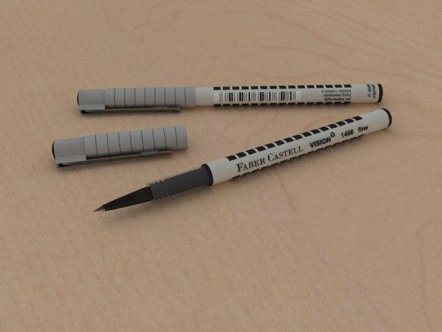 Pen - Pencil
