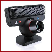 Sony Playstation Eye Camera 3D models