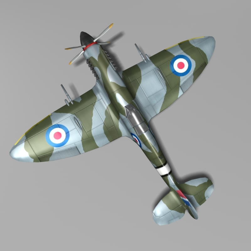 Supermarine Spitfire Mark VIII