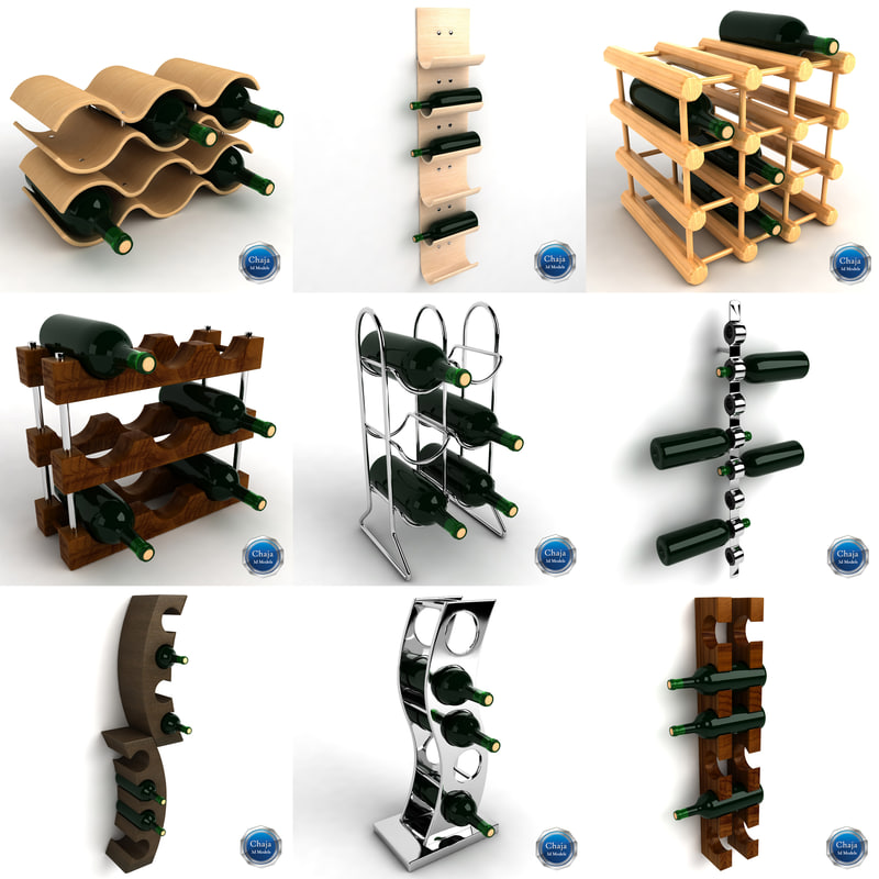 Wine Rack Collection