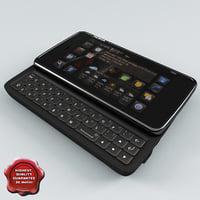 Nokia n 900 3D models
