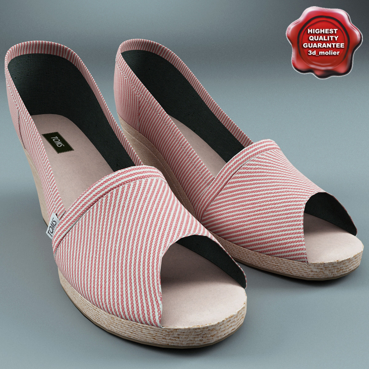 Female Shoes Toms