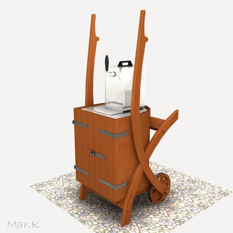 wheelbarrow+Cooler