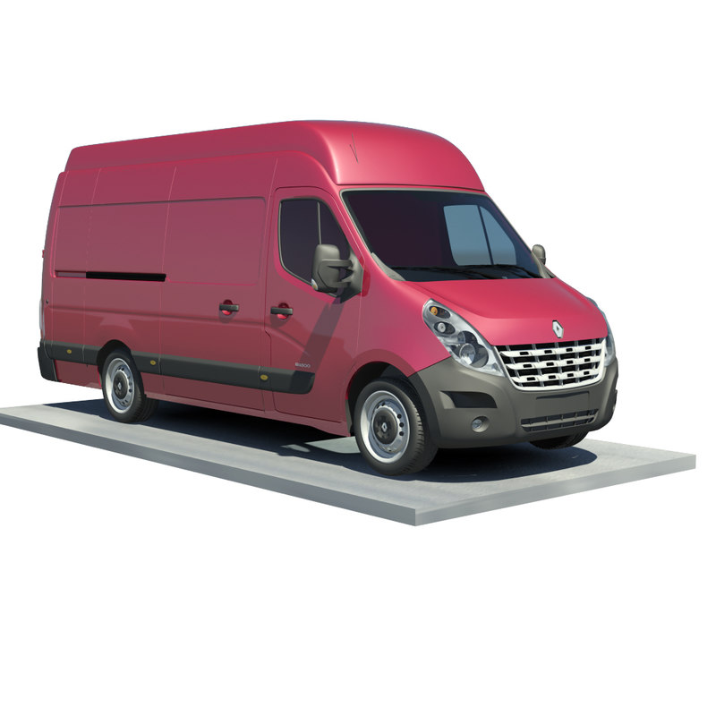 Renault Master L3H3 Traction