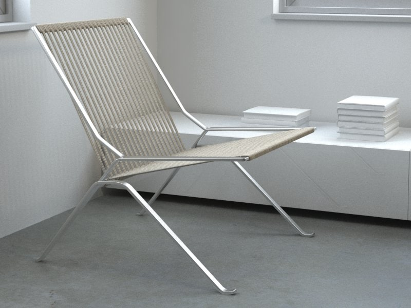 PK 25 Lounge Chair