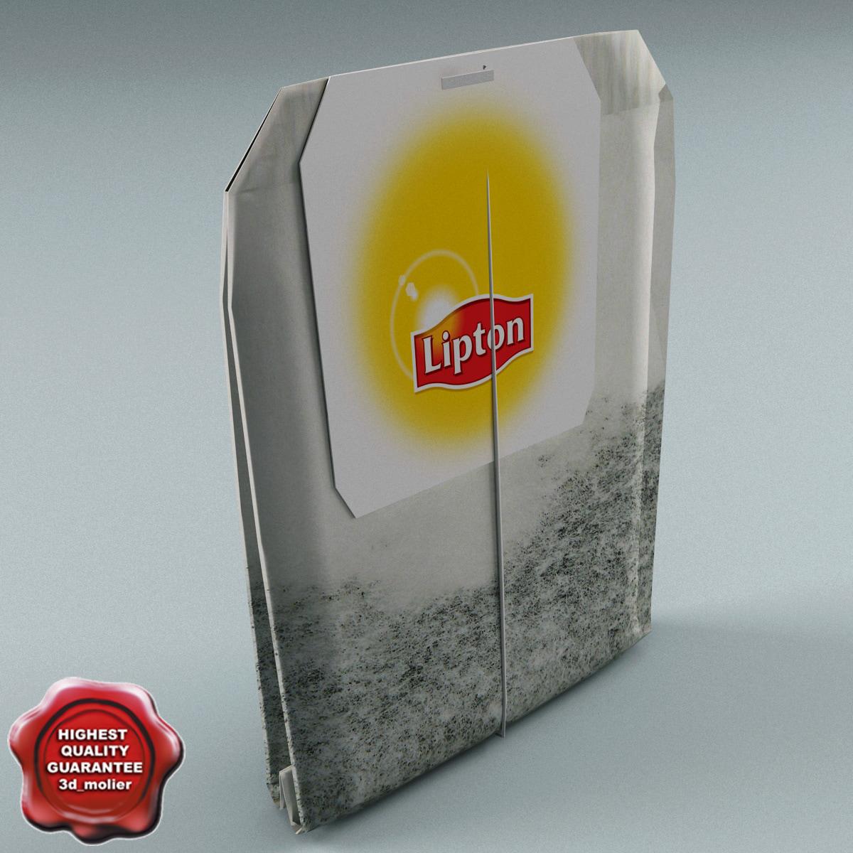 Tea Bag Lipton