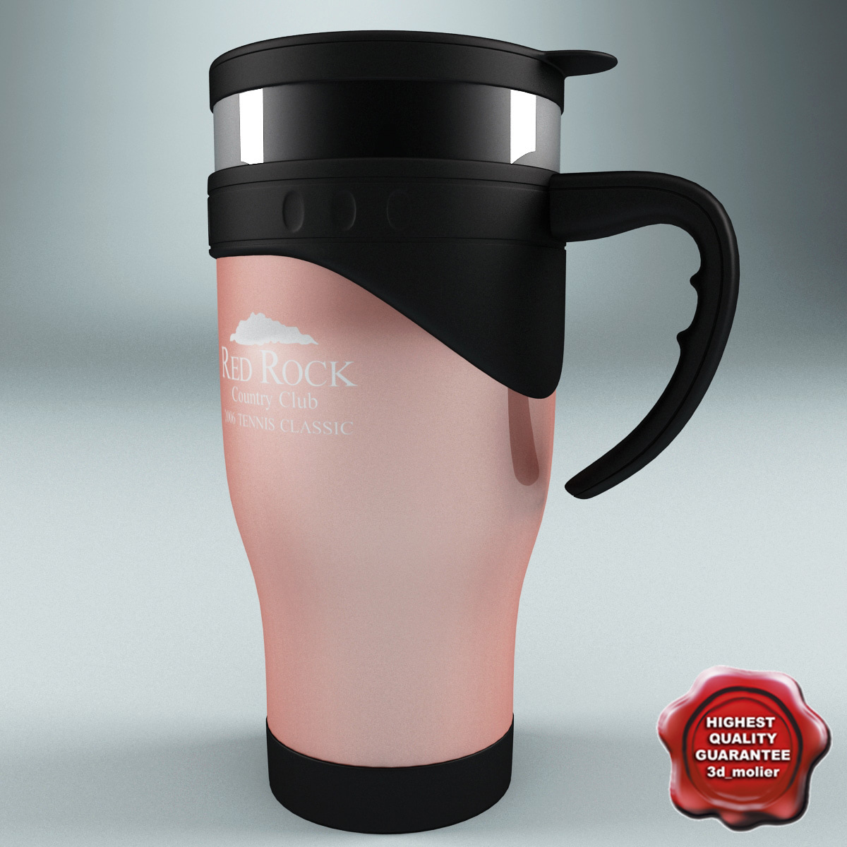 Thermo Cup Red