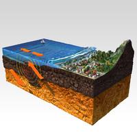 earthquake 3D models