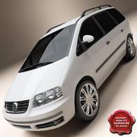 Sharan 3D models