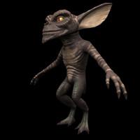 Gremlin 3D models