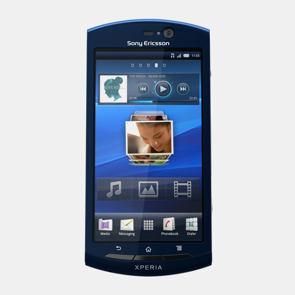 Sony Ericsson XPERIA Neo 3D Models