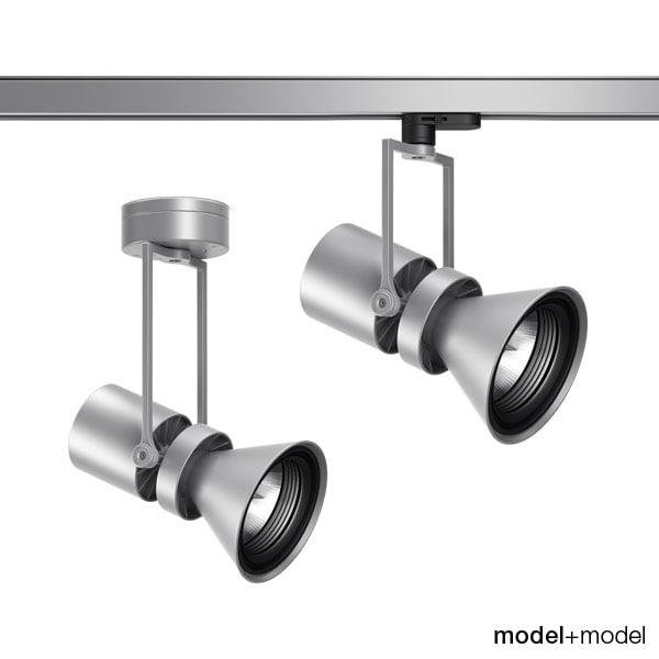iGuzzini Le Perroquet spotlights 3D Models