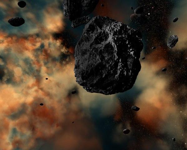 Supernova Texture Maps