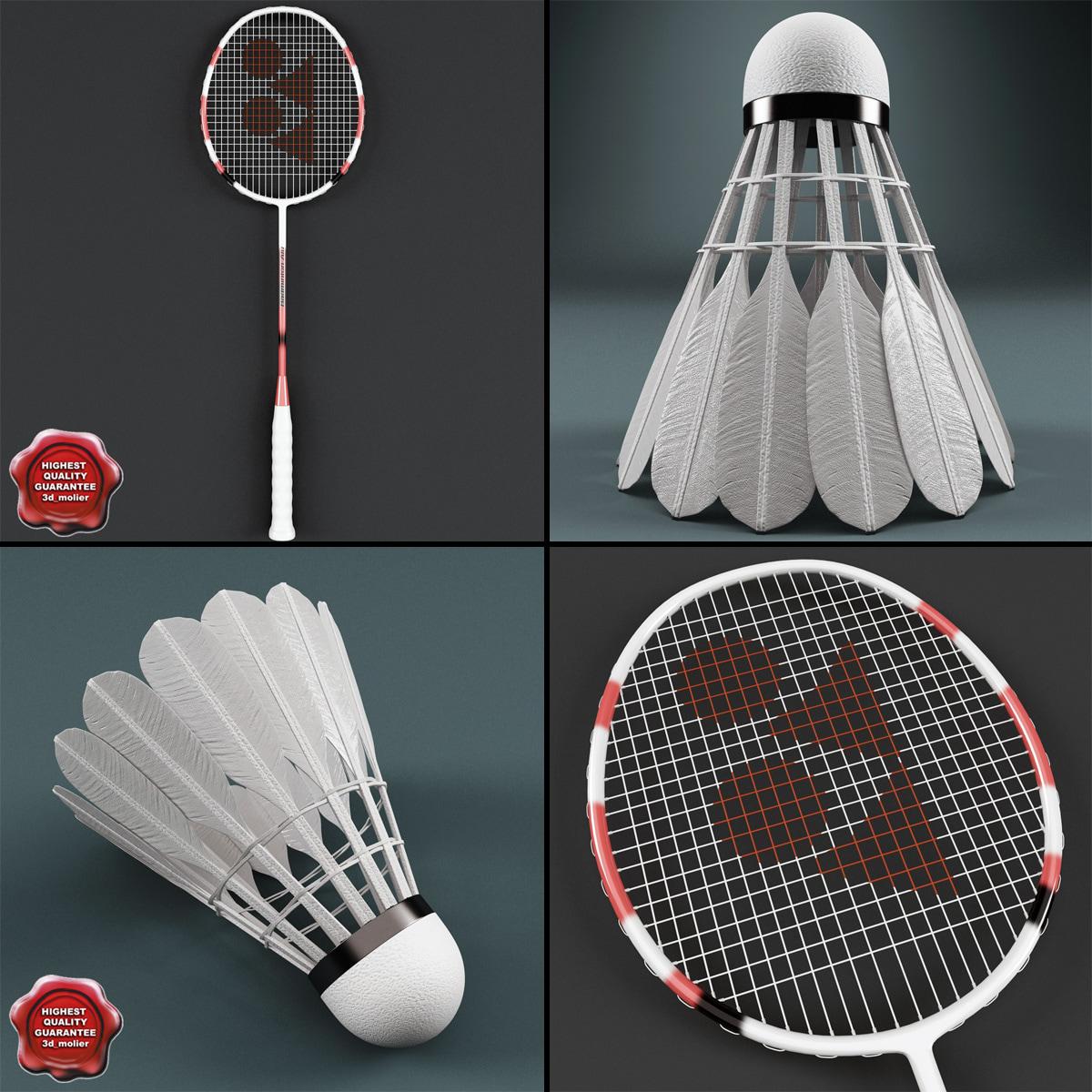 Badminton Collection V1