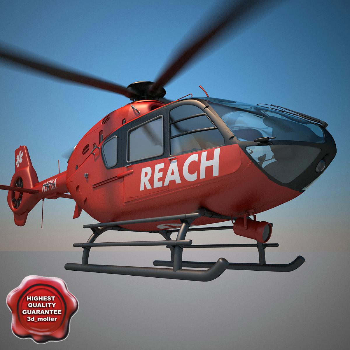 Eurocopter EC-135 Ambulance