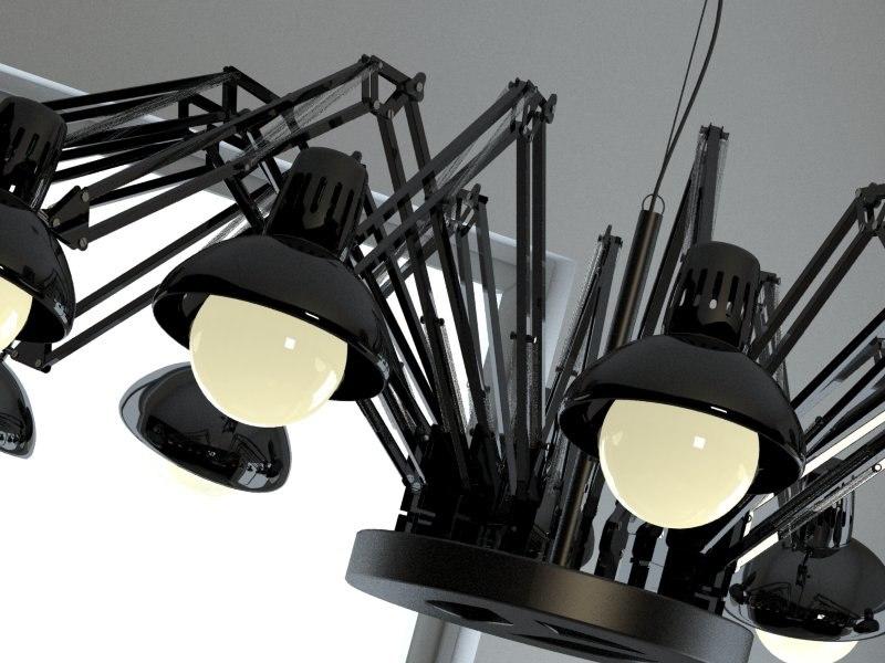 Dear Ingo lamp by Moooi