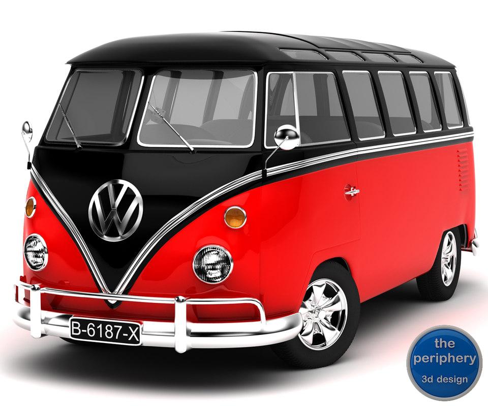 Volkswagen Type 1 Samba Bus