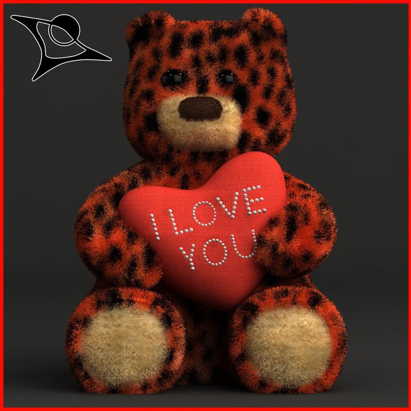 Teddy Bear TIger