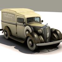 panel 3D models