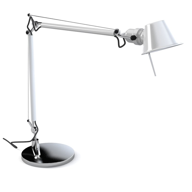 Artemide tolomeo Led  table lamp work desk task  swivel arm  modern contemporary extended desk light_10001.jpg