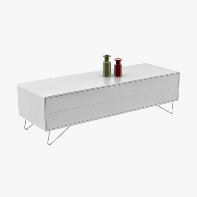3d model boconcept sideboard