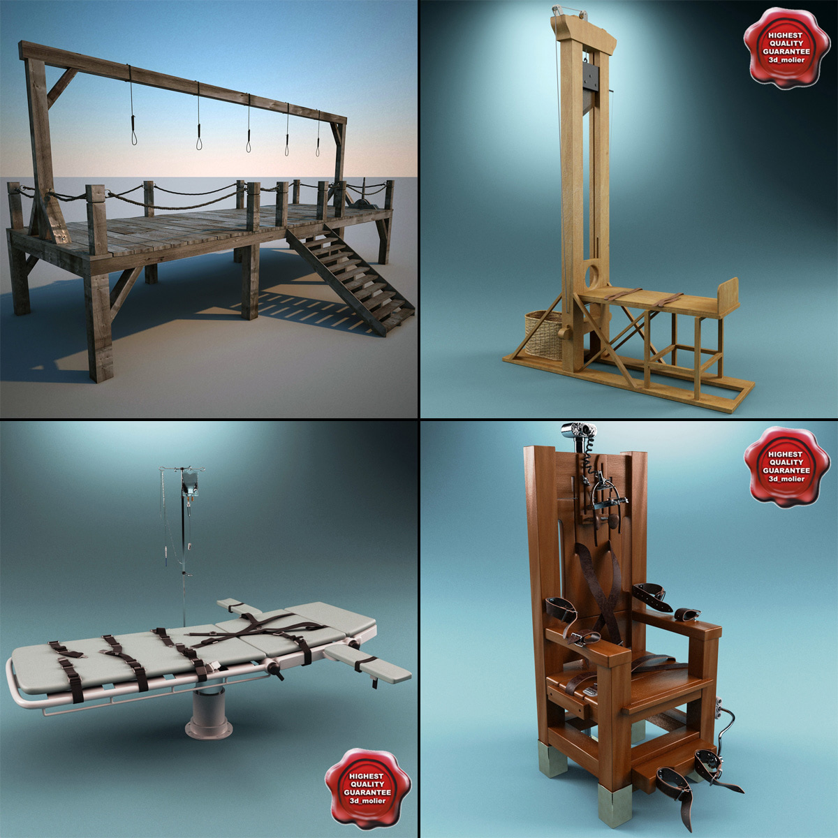 Execution Equipment Collection
