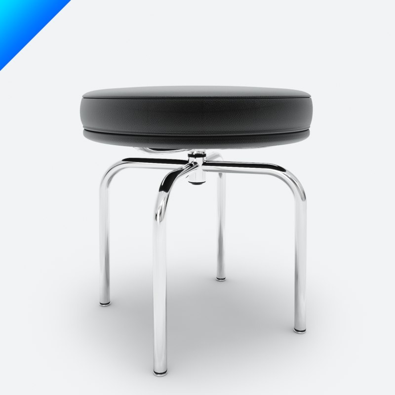 Cassina LC8 Swivel Stool (1).jpg