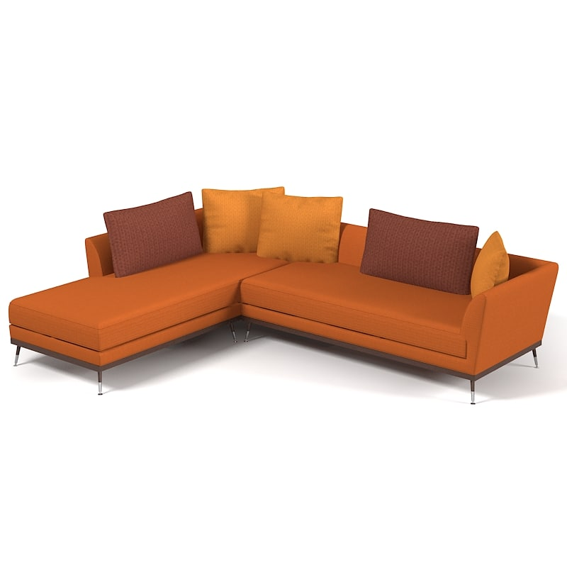 ligne roset figure 3d model. Black Bedroom Furniture Sets. Home Design Ideas