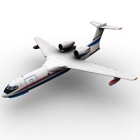BE-200 altair 3D models