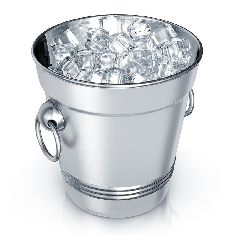 Insulated Ice Bucket Ice Bucket Unique Ice Bucket Ice