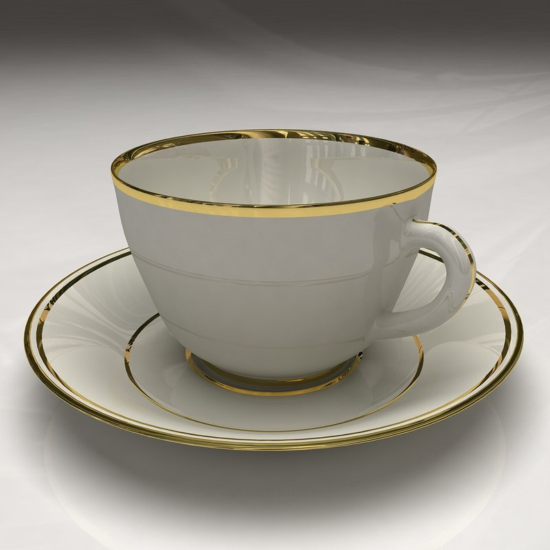 Cup and Plate Classic