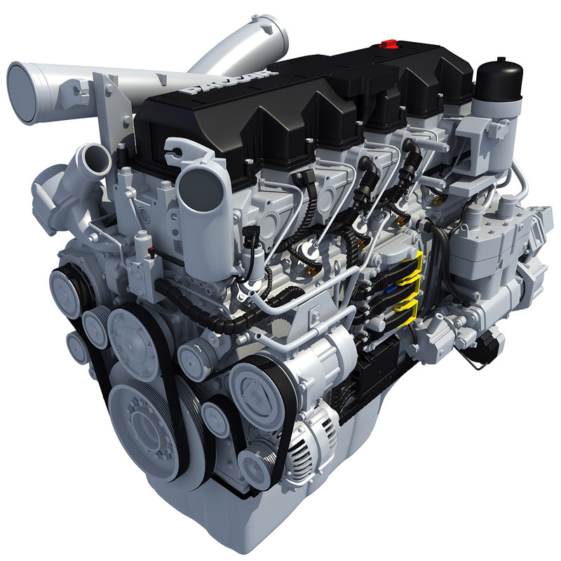 Truck Engine PACCAR MX