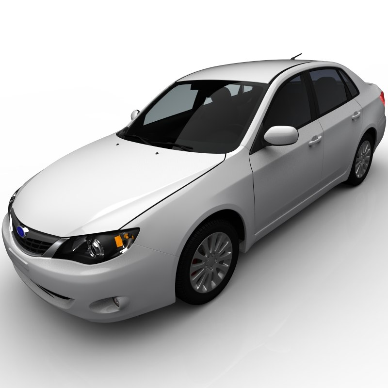 Subaru Impreza 2.5i 4dr