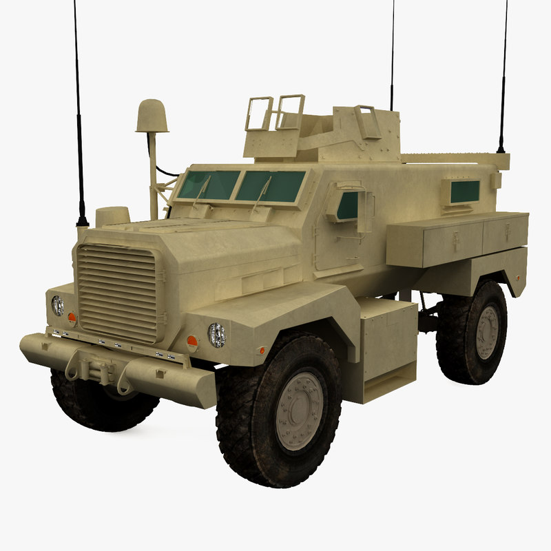 Armored Fighting Vehicle Cougar 4x4
