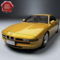 8 series 3D models