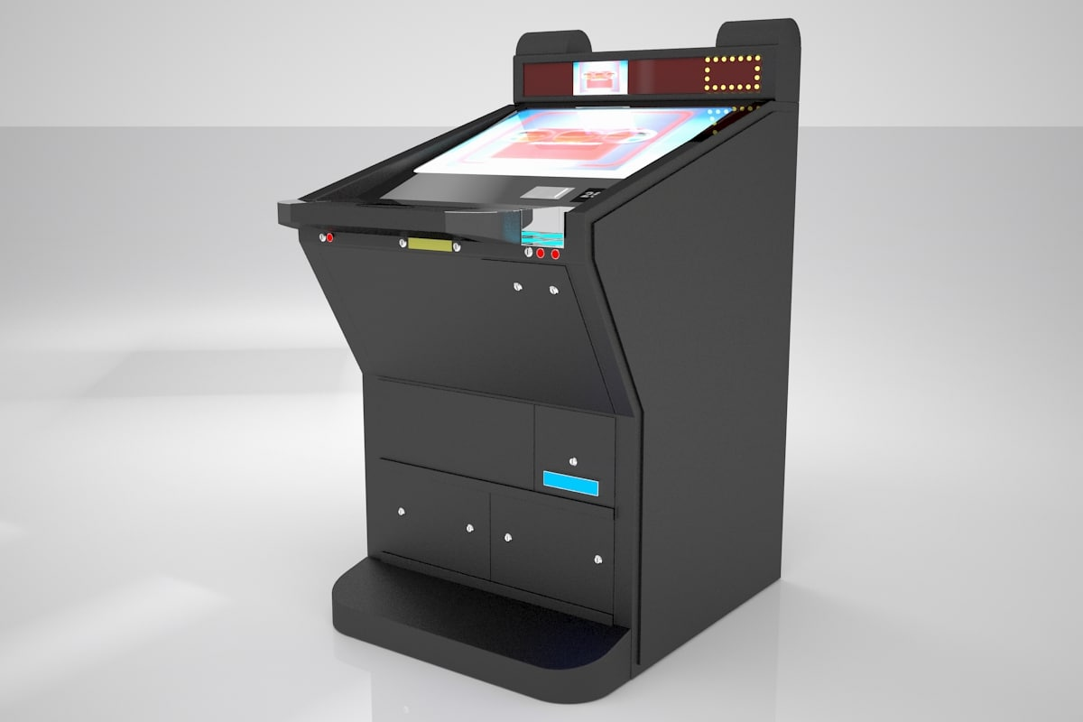 Roulette machines rigged
