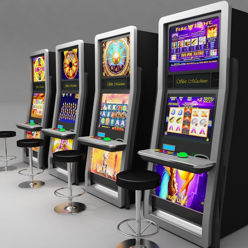 casino slot mach