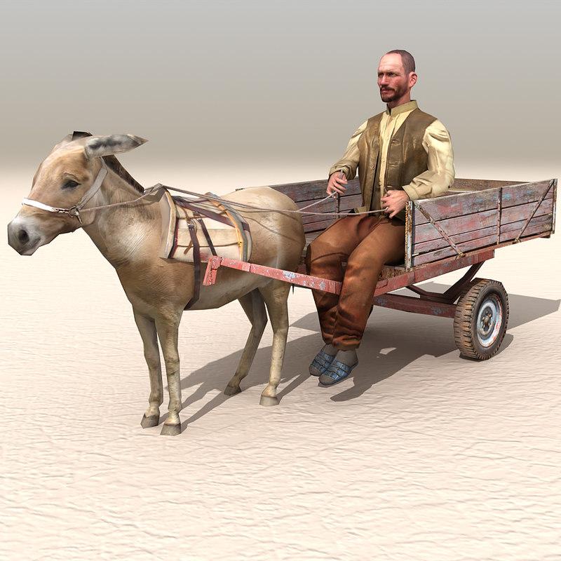 Arab_Afghani Cart & Casual